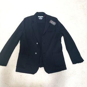 Men's casual blazer style sweatshirt L